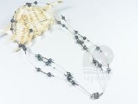 Wholesale freshwater pearl necklace & tin cup necklace online